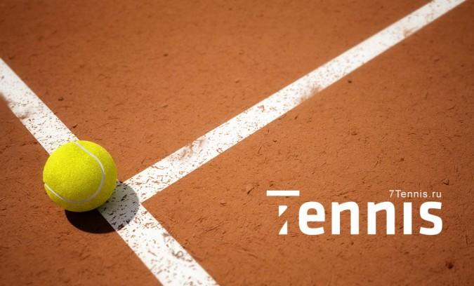Фотообои - теннисный корт
