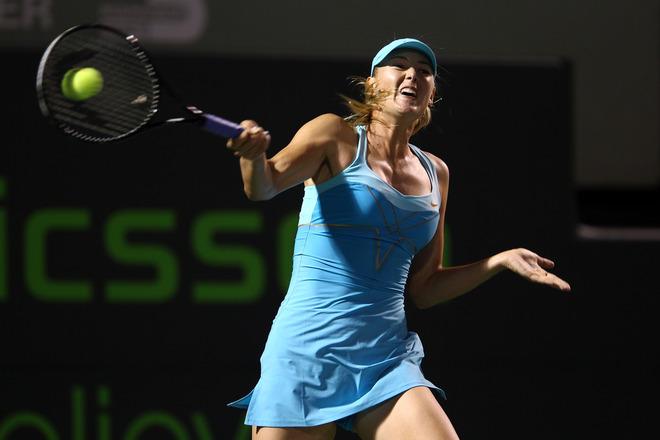 Мария Шарапова сразится с Сереной Уильямс в финале В Майами