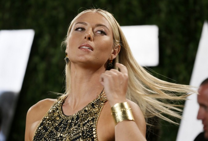 Мария Шарапова - королева российского тенниса