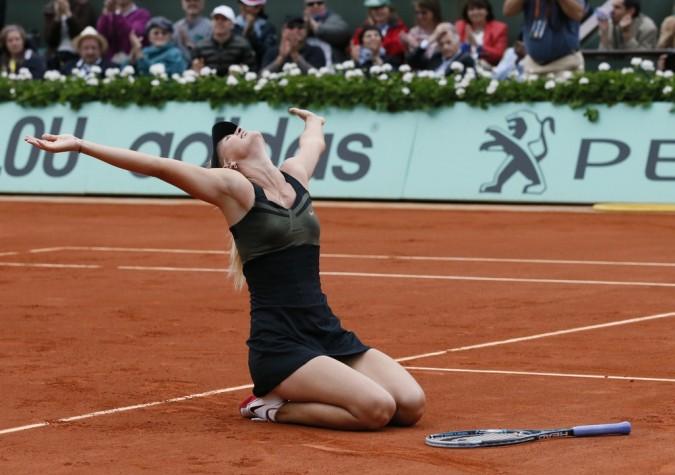 Ролан Гаррос — Открытый Чемпионат Франции (Roland Garros)