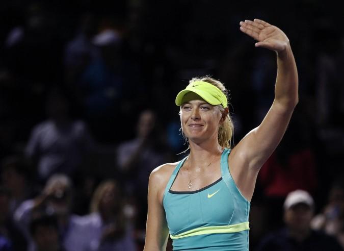 Мария Шарапова вышла в четвертьфинал в Майами