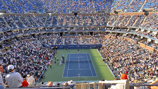 Призовой фонд открытого Чемпионата США (US Open) вырастет