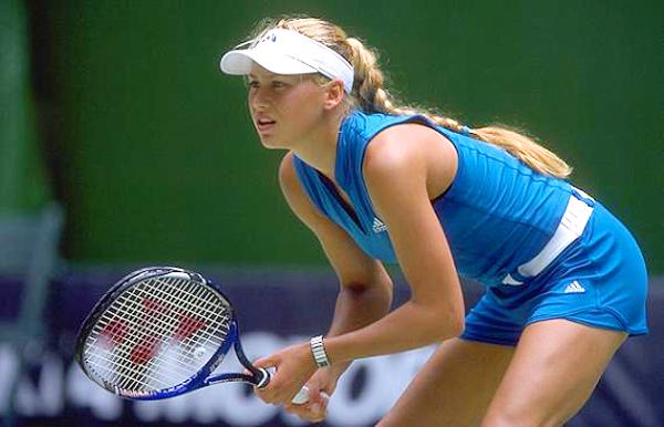 Анна Курникова — «острая» девчонка большого тенниса