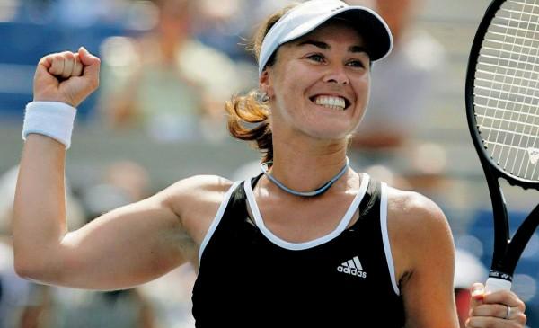 Мартина Хингис — очарование женского тенниса