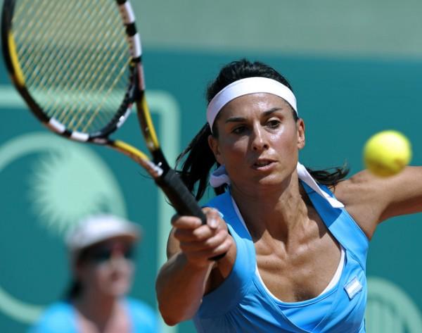 Габриэла Сабатини начала свою карьеру в 1985 году