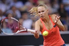 Каролин Возняцки и Ли На покидают Mutua Madrid Open