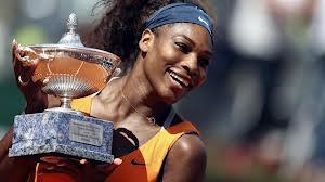 Серена Уильямс стала победительницей турнира в Риме