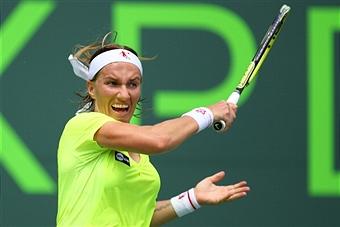 Светлана Кузнецова завершила свои выступления на Mutua Madrid Open