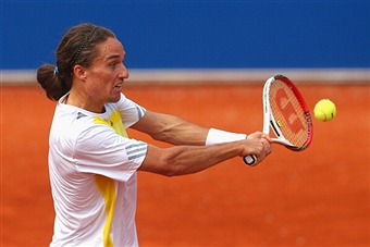Долгополов преодолел первый круг турнир «Мастерс» в Риме