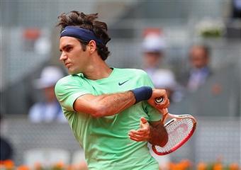 Вслед за Джоковичем Мадрид покидает Роджер Федерер
