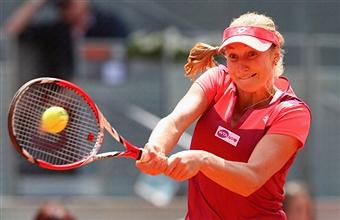 Екатерина Макарова покидает турнир в Риме
