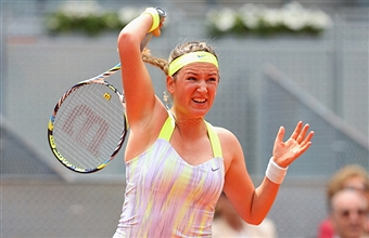 Екатерина Макарова не смогла пройти в полуфинал турнира в Мадриде