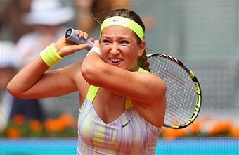 Екатерина Макарова в четвертьфинале турнира «Мастерс-1000» в Мадриде