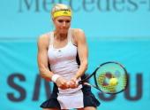 Мария Кириленко успешно преодолела второй круг турнира в Испании