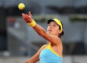 Ана Иванович проходит в третий круг в Мадриде