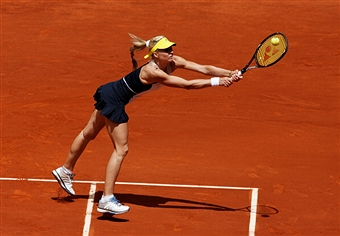 Мария Кириленко покидает турнир в Риме
