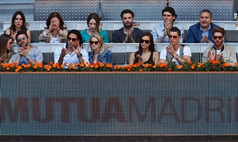 Полуфиналы турнира «Мастерс-1000» в Мадриде
