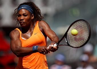 Серена Уильямс предсказуемо вышла в финал турнира в Мадриде