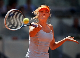 Мария Шарапова вышла в финал турнира Mutua Madrid Open