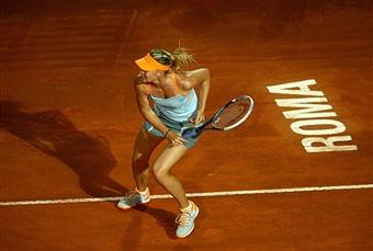 Мария Шарапова в четвертьфинале Internazionali BNL d'Italia