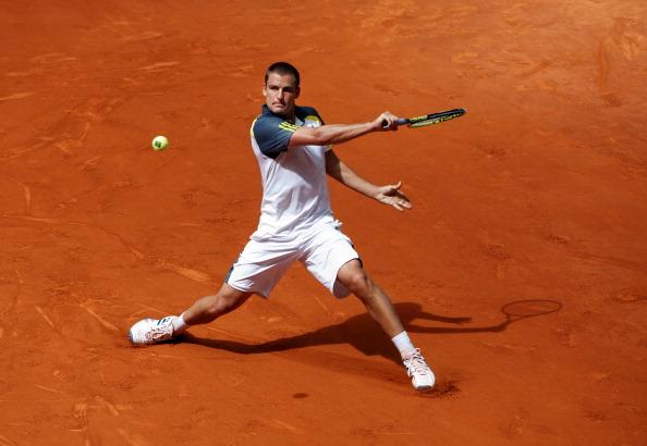 Михаил Южный обыграл в первом круге Мадрида Фабио Фоньини