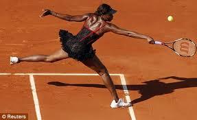 Винус Уильямс отказалась от участия в турнире Mutua Madrid Open