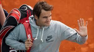 Роджер Федерер в четвертом круге Ролан Гаррос