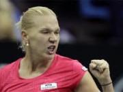 Кайя Канепи стала триумфатором женского турнира в Брюсселе