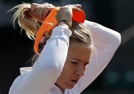 Мария Шарапова и Светлана Кузнецова прошли во второй круг Ролан Гаррос