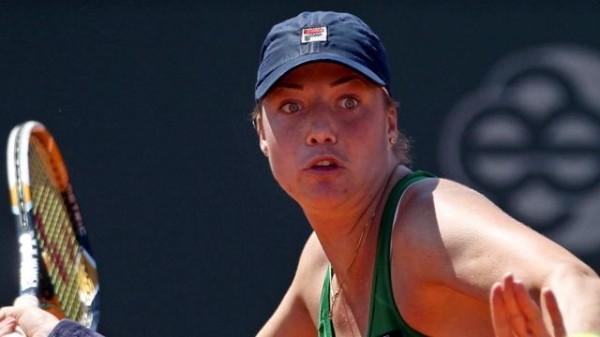 Алиса Клейбанова выиграла одиночный турнир в США
