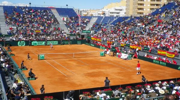 Первые результаты стартовавшего турнира в Мадриде