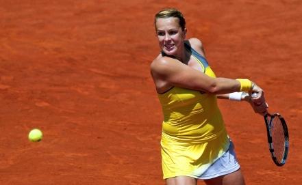 Павлюченкова во втором круге Ролан Гаррос, Петрова выбыла