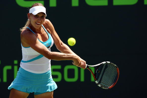 Елена Веснина не прошла во второй круг турнира WTA в Риме