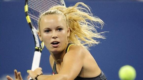 Каролин Возняцки - настоящая теннисная красавица
