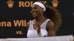 Серена Уильямс вышла в четвертый круг Уимблдонского турнира