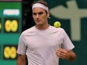 Федерер не отдал ни одного гейма Звереву 1/4 финала турнира в Галле