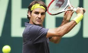 Роджер Федерер стал первым финалистом турнира Gerry Weber Open