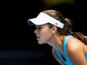 Ана Иванович проиграла в первом круге женского турнира в Истбурне