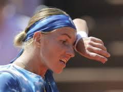 Светлана Кузнецова проиграла Серене Уильямс на турнире Ролан Гарросе