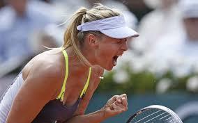 Мария Шарапова сыграет с Сереной Уильямс в финале женского турнира Ролан Гаррос