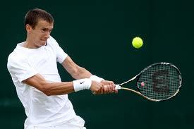 Андрей Кузнецов проиграл в первом круге турнира в Лондоне