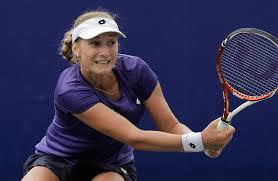 Макарова проиграла Возняцки на турнире в Истбурне