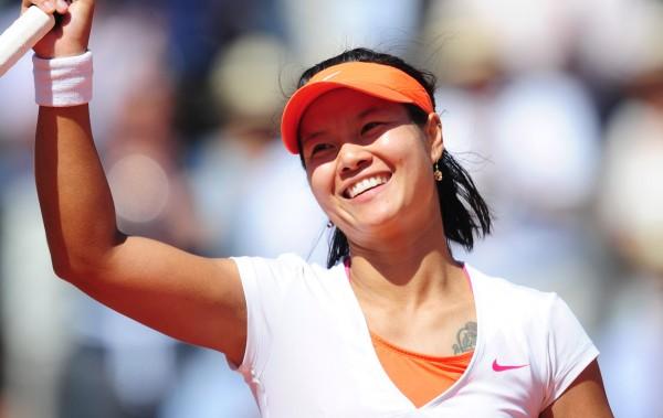 На Ли — лучшая китайская теннисистка