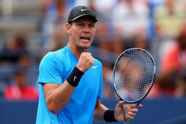 Томаш Бердых — главная надежда чешского тенниса