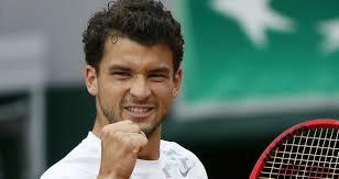 Димитров вышел в полуфинал турнира в Бостаде