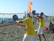 Бразильцы стали победителями командного чемпионата мира по пляжному теннису