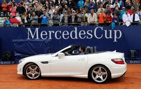 В Штутгарте стартовал грунтовый турнир Mercedes Cup