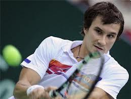 Донской вышел в третий круг турнира в Портороже на отказе Данцевича