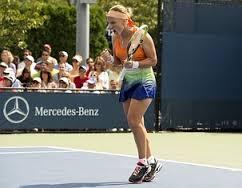Кузнецова не смогла пробиться в четвертый круг на US Open