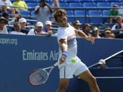 Один из лучших ударов Роджера Федерера на US Open